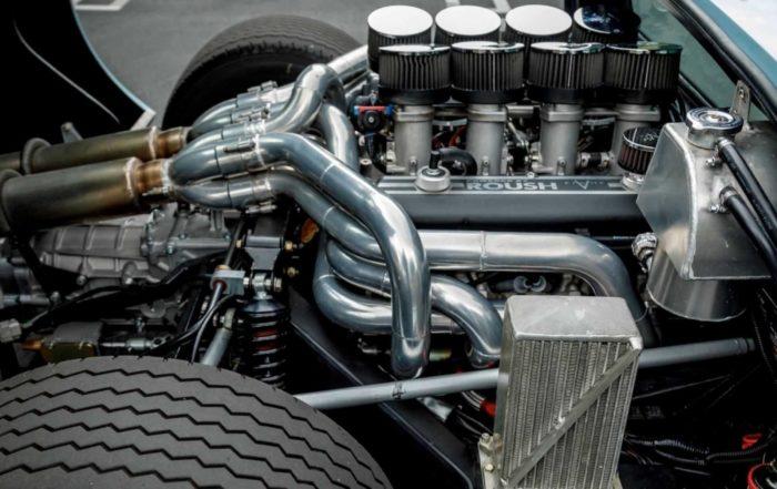 Movie GT40 engine