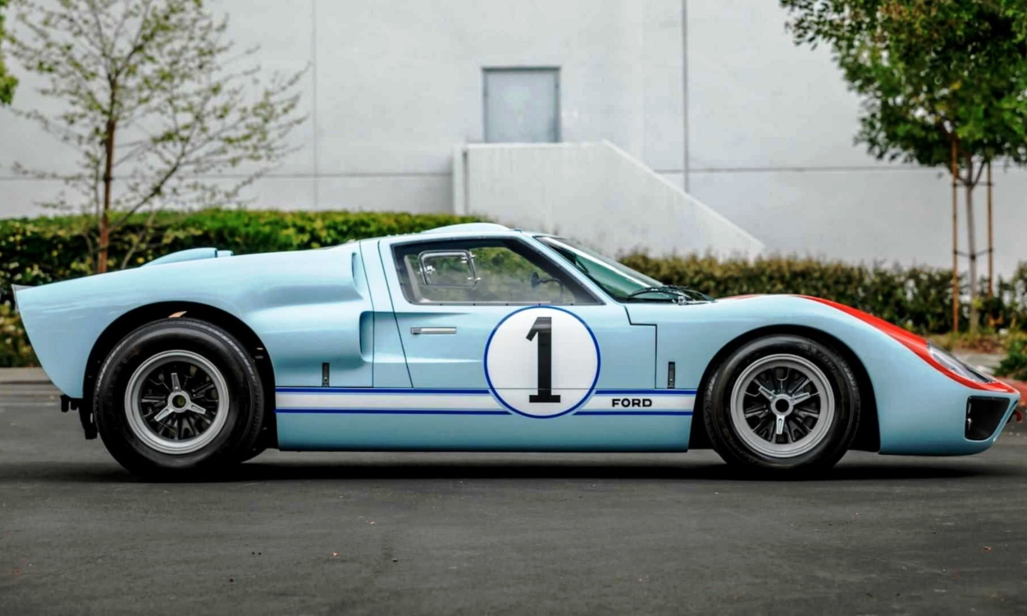 Movie GT40 profile