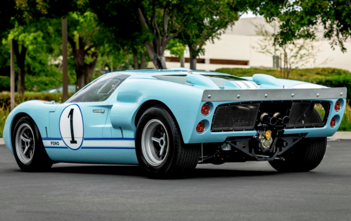 Movie GT40 rear