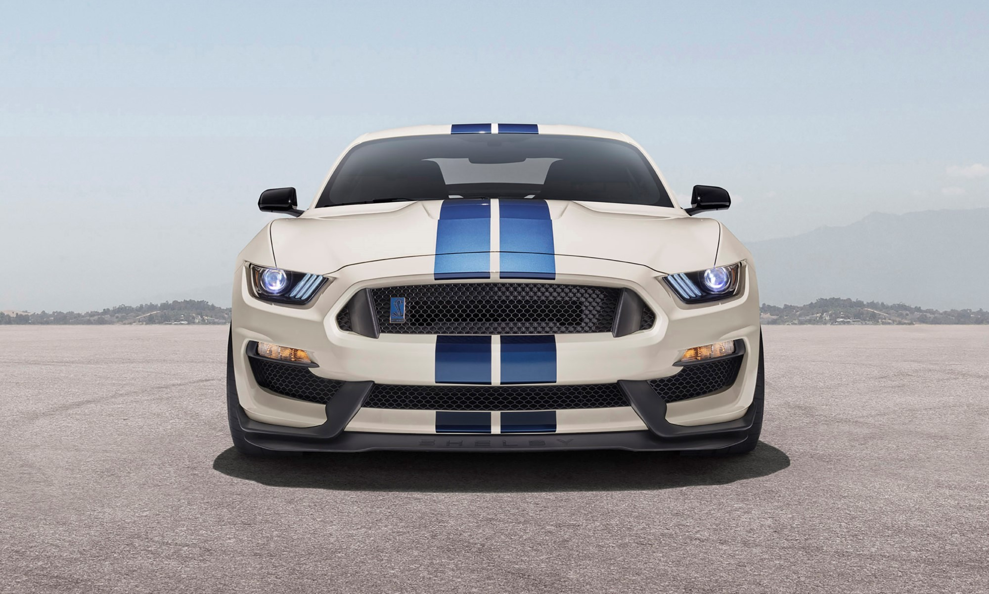 Mustang GT350 Heritage Edition front