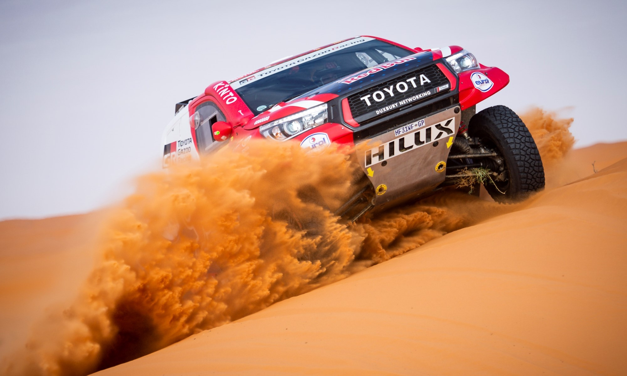 Nasser Al-Attiyah claimed his first win on 2020 Dakar Stage 12, the final leg of the event.