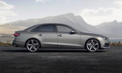 New Audi A4 profile