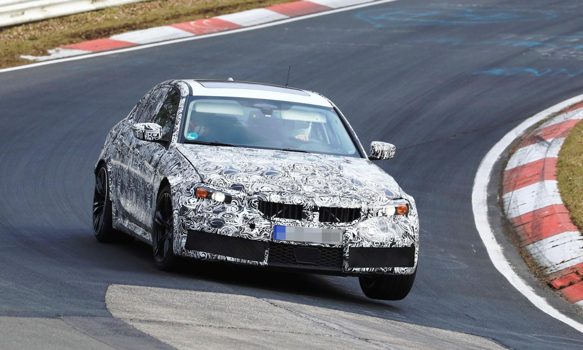 New BMW M3 engine info