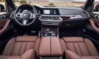 New BMW X5 facia