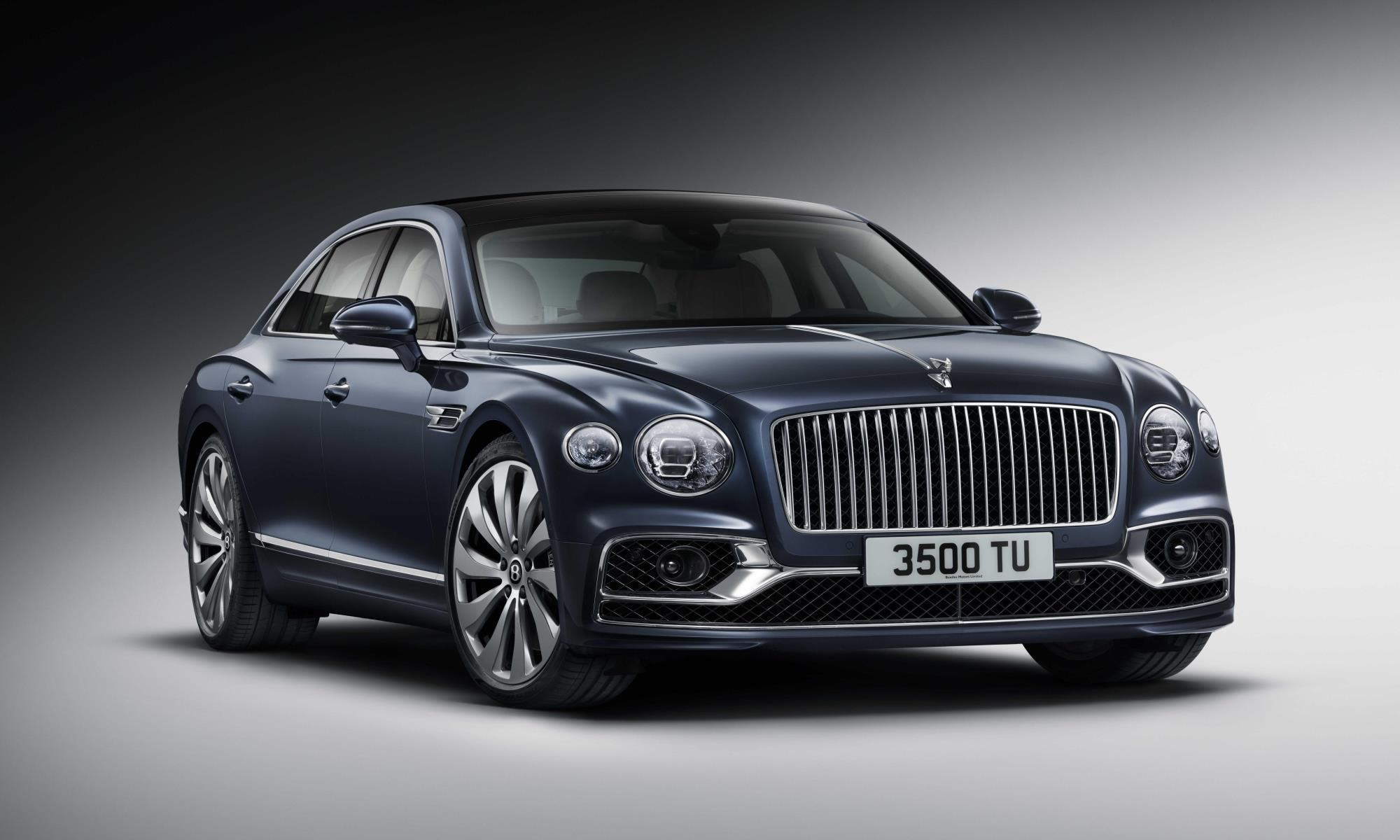 New Bentley Flying Spur
