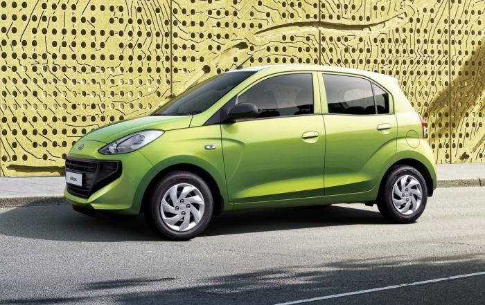 New Hyundai Atos side