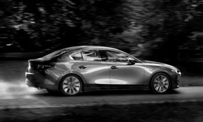 New Mazda3 Launched in SA sedan