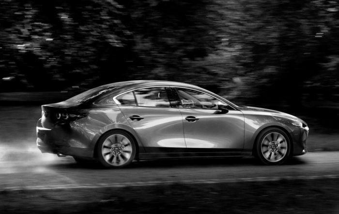 New Mazda3 Launched in SA sedan