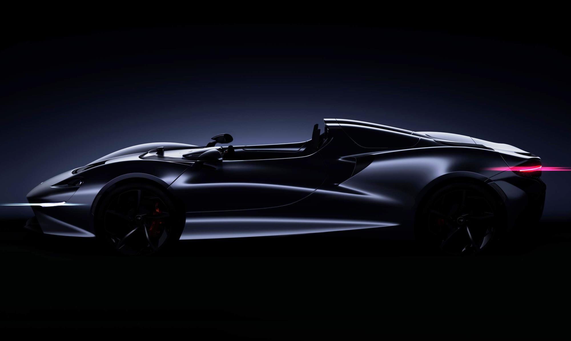 New McLaren Ultimate Series
