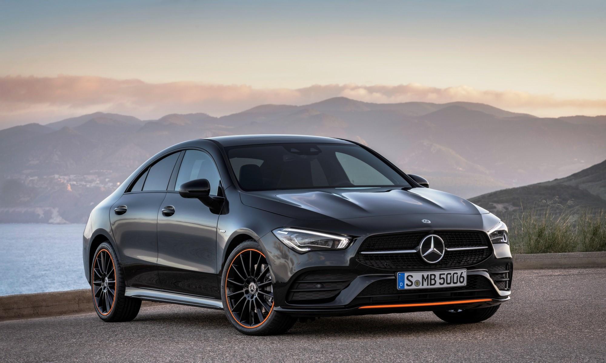 New Mercedes-Benz CLA