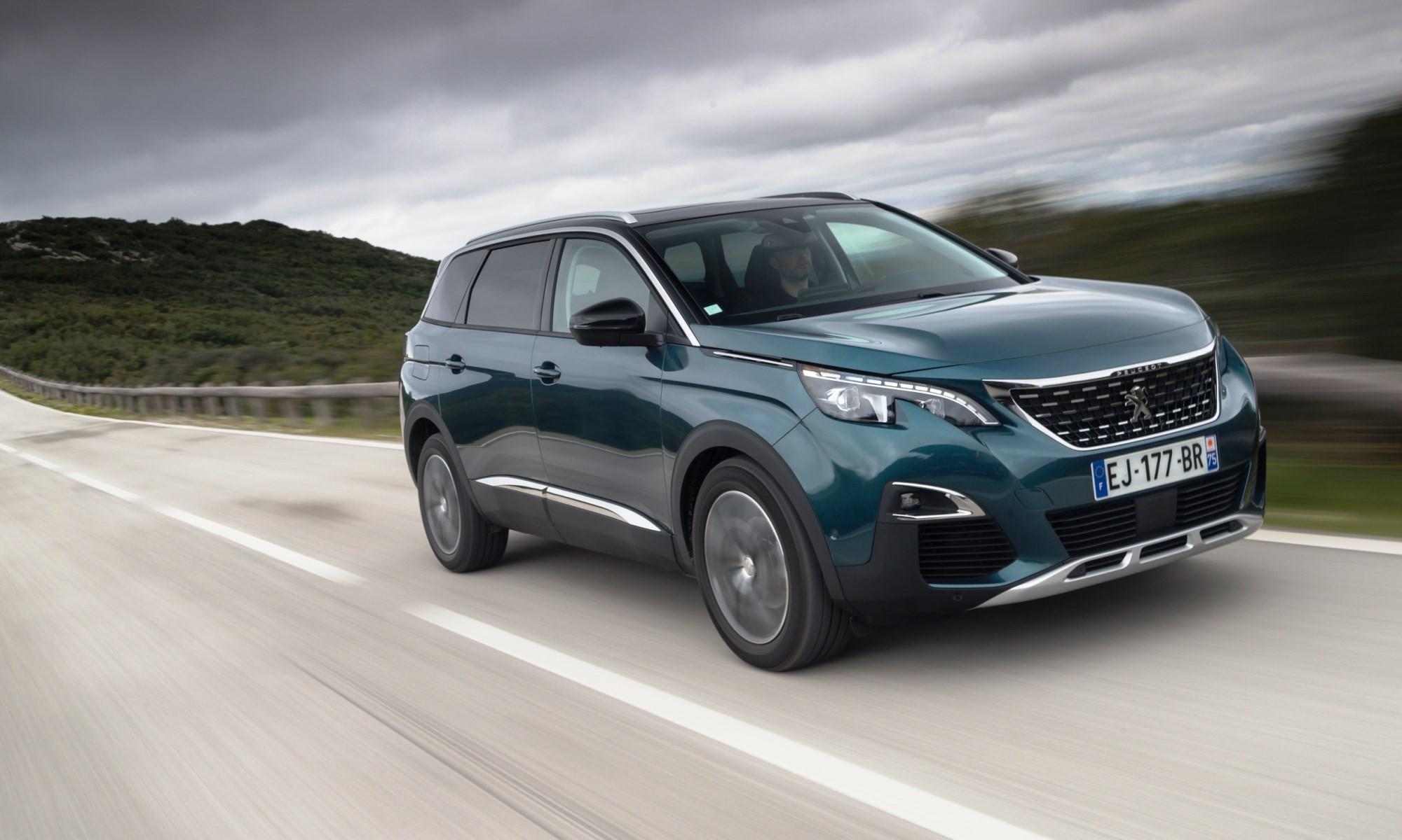 New Peugeot Models