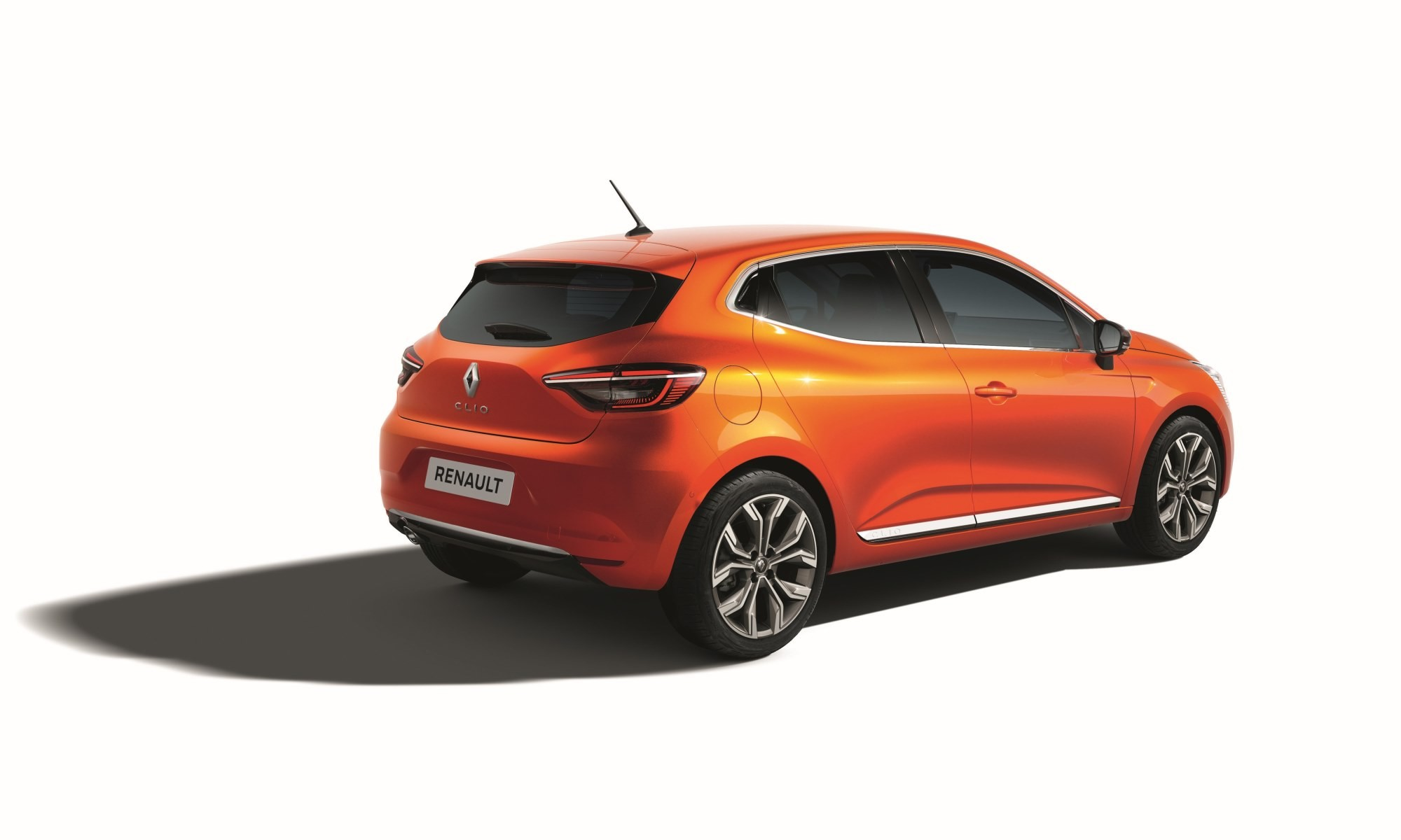 New Renault Clio rear