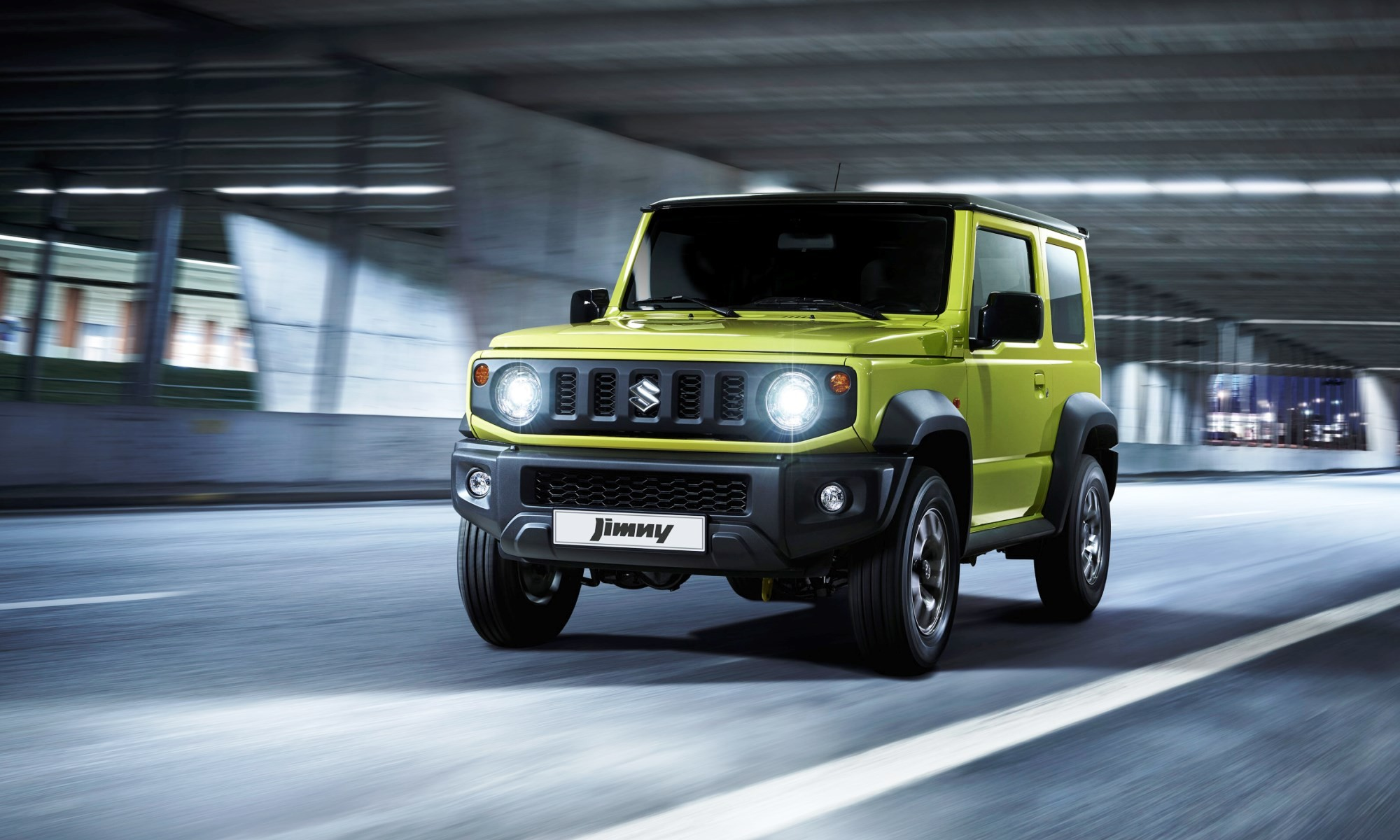 New Suzuki Jimny info and pricing