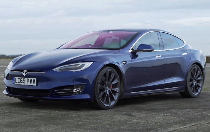 New Tesla Model S Performance