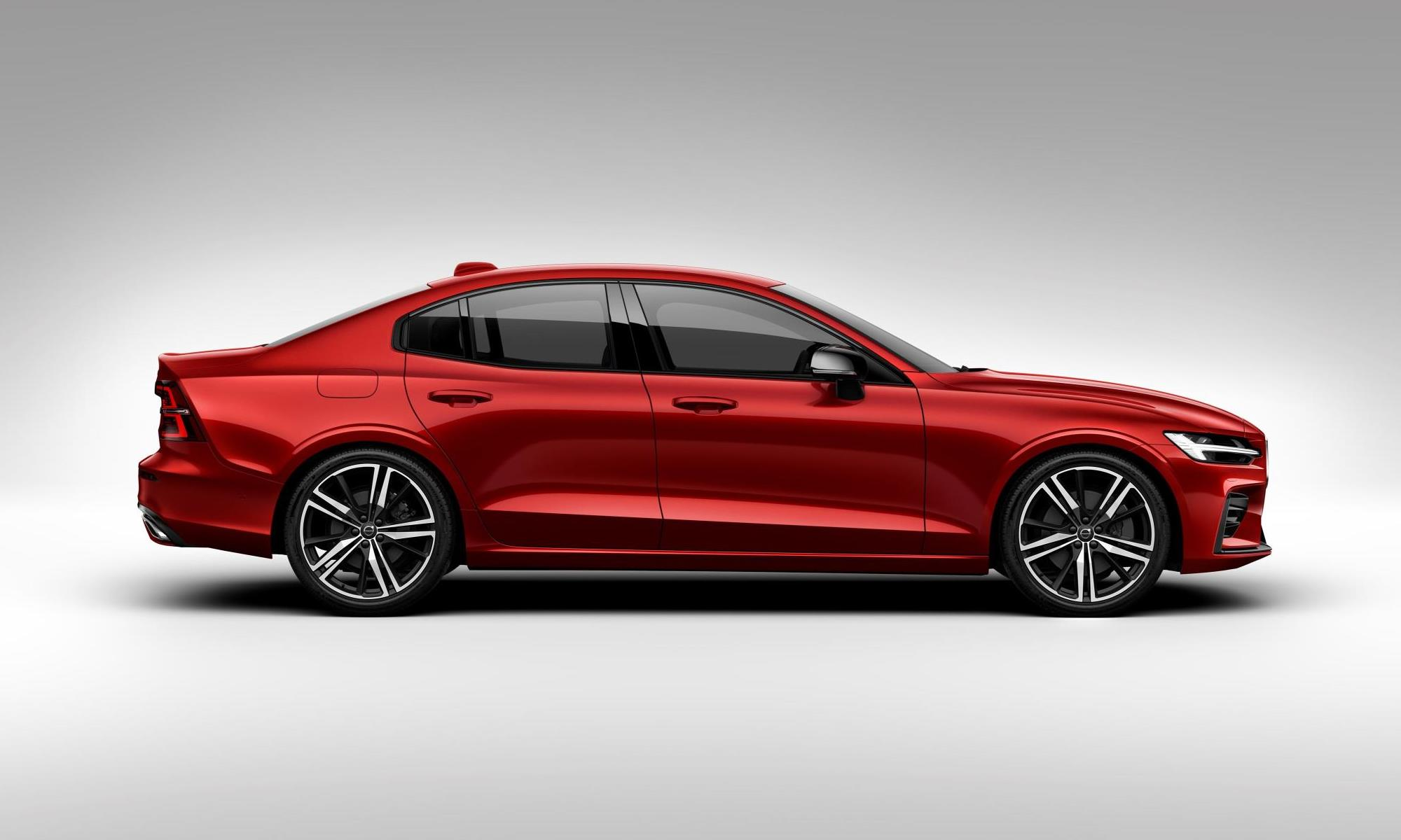 the new volvo s60 has just been launched and we have details. Black Bedroom Furniture Sets. Home Design Ideas