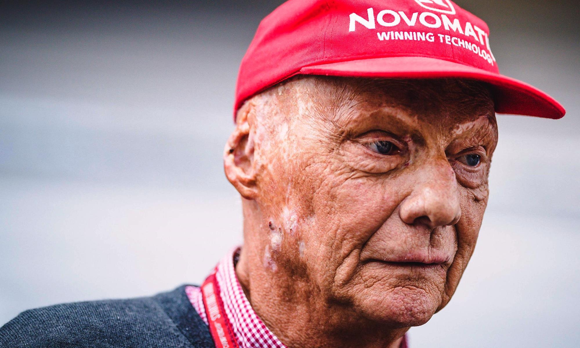 Niki Lauda dies aged 70