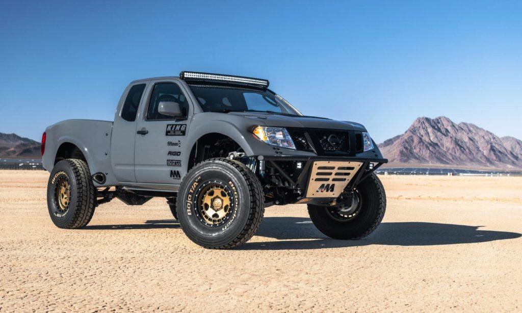 Nissan Frontier Desert Runner Concept