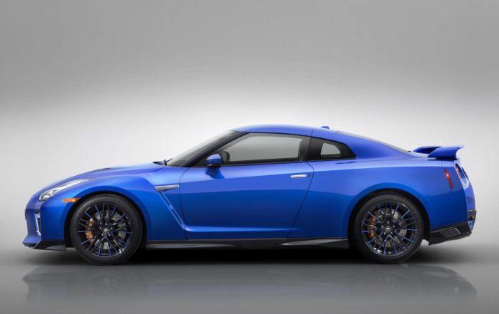Nissan GT-R 50th Anniversary profile