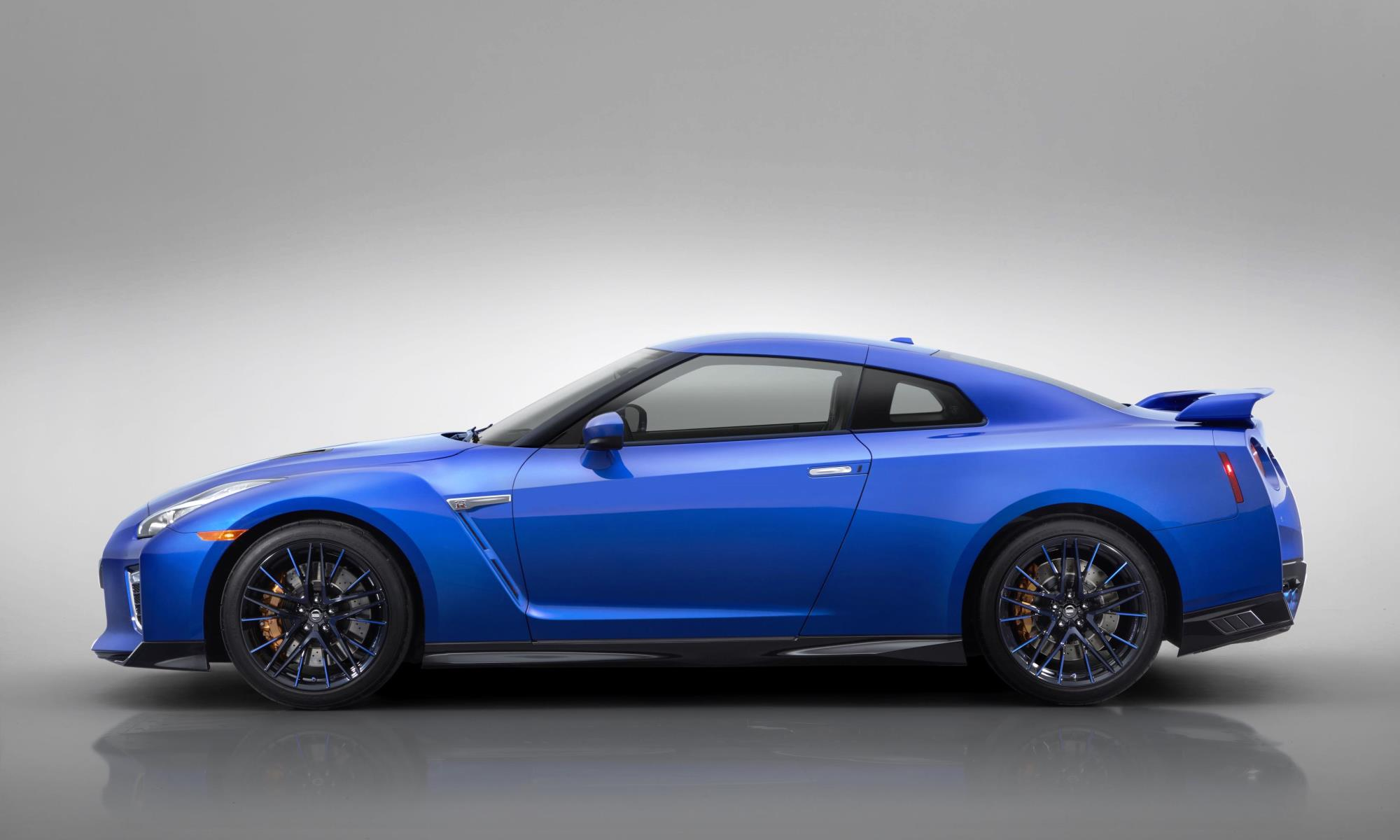 Nissan GT-R 50th Anniversary profile