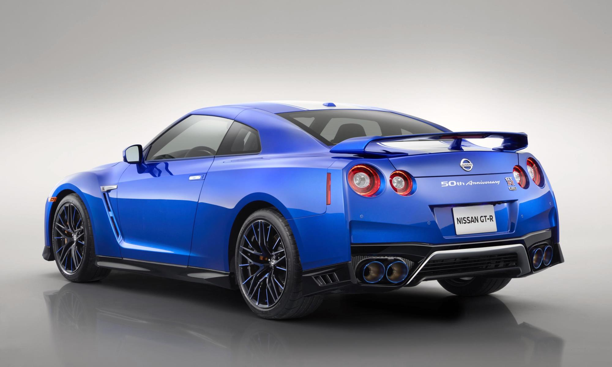 Nissan GT-R 50th Anniversary rear