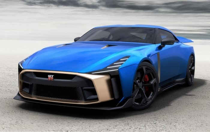 Nissan GT-R50 Production Version
