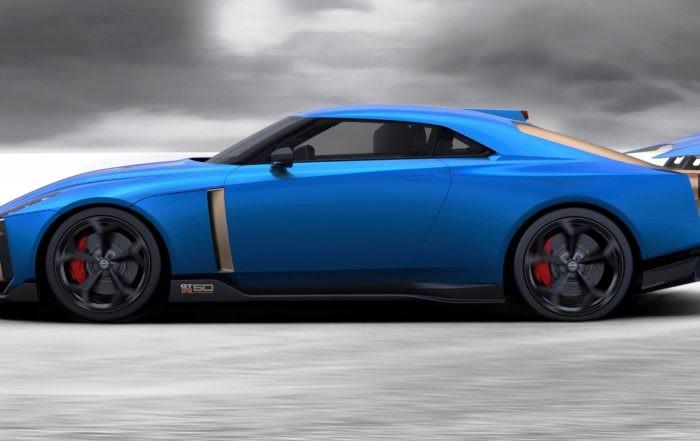 Nissan GT-R50 Production Version profile