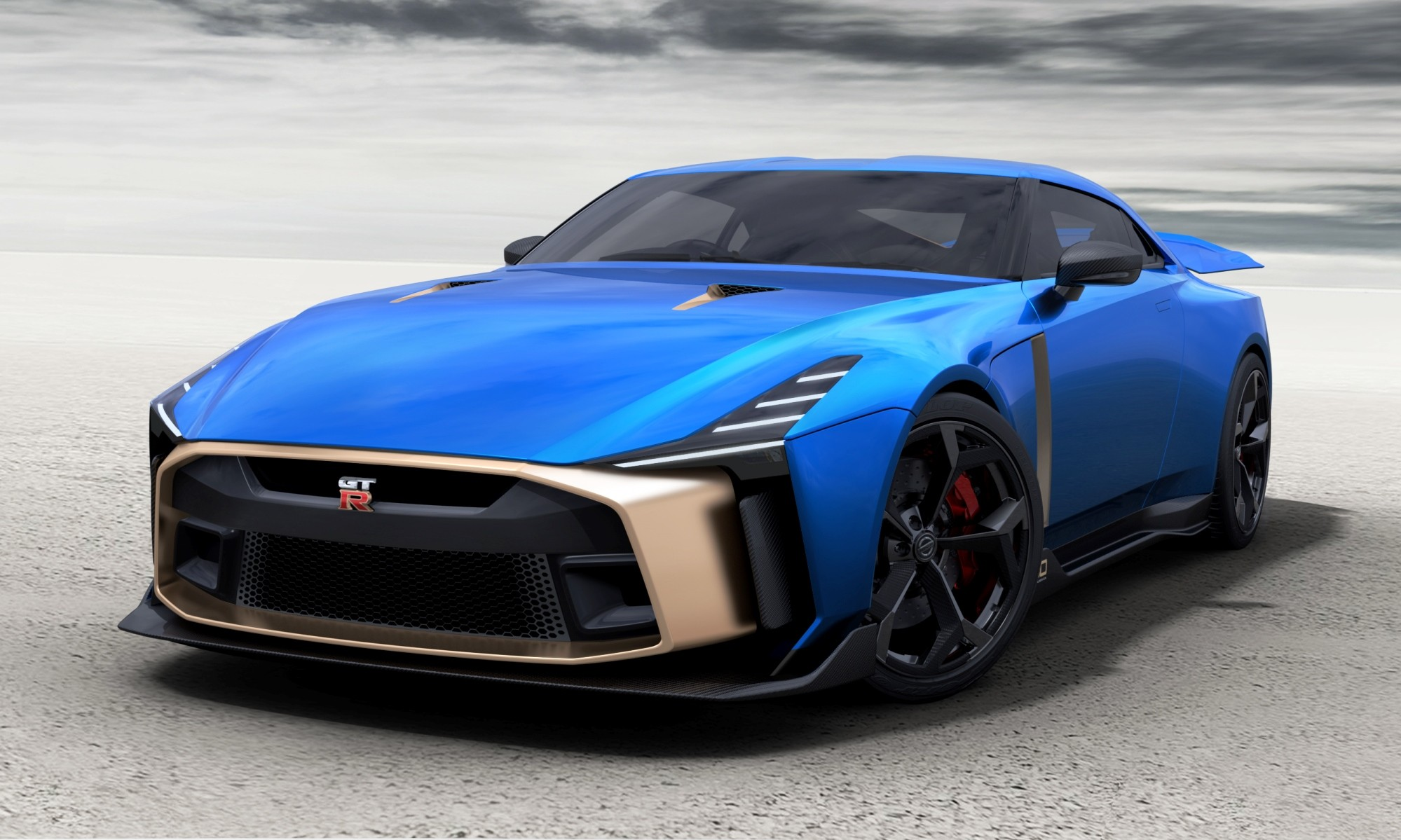 Nissan GT-R50 Production Version