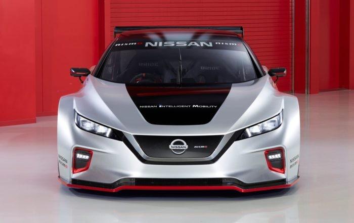 Nissan Leaf Nismo RC front