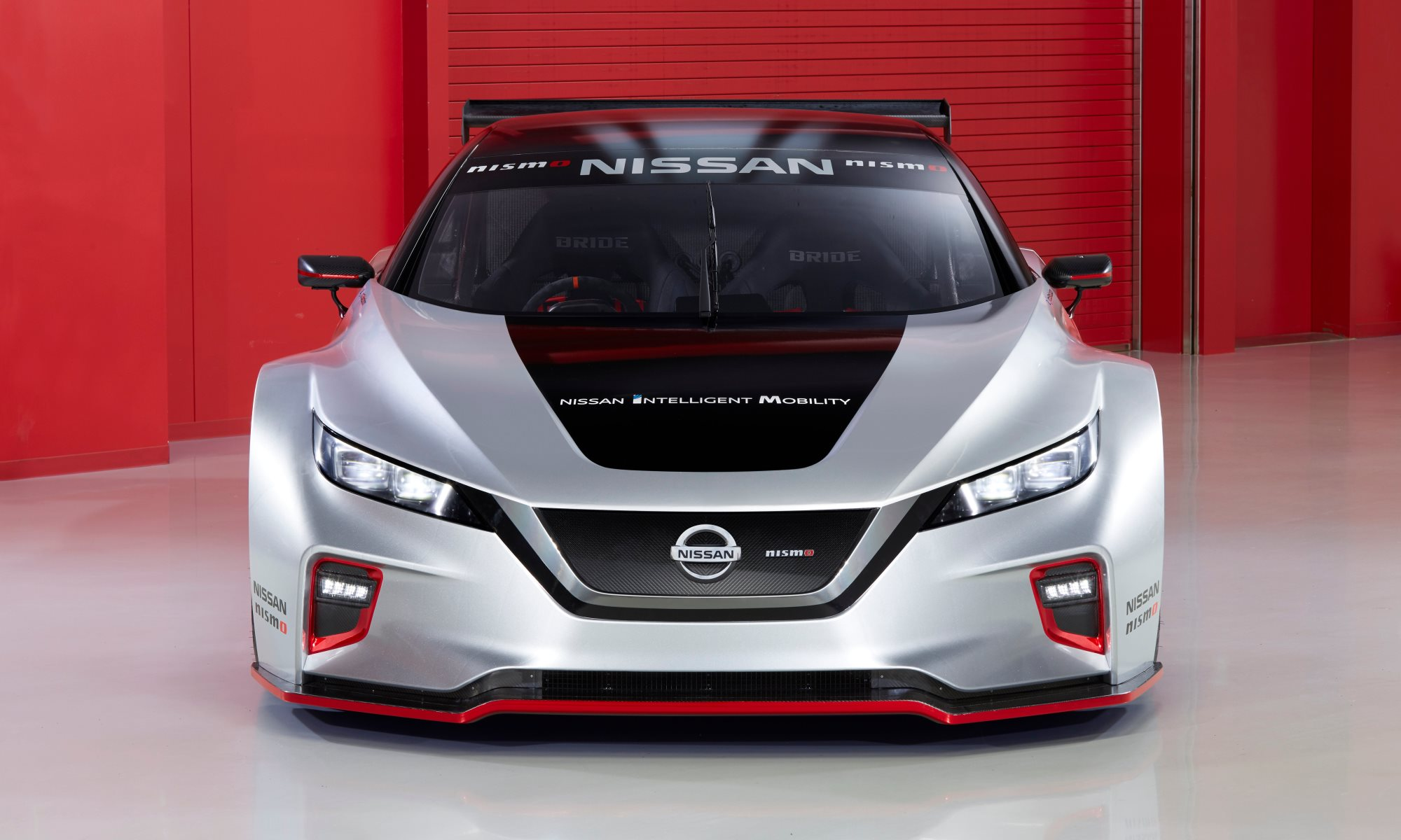 Nissan Leaf Nismo RC front