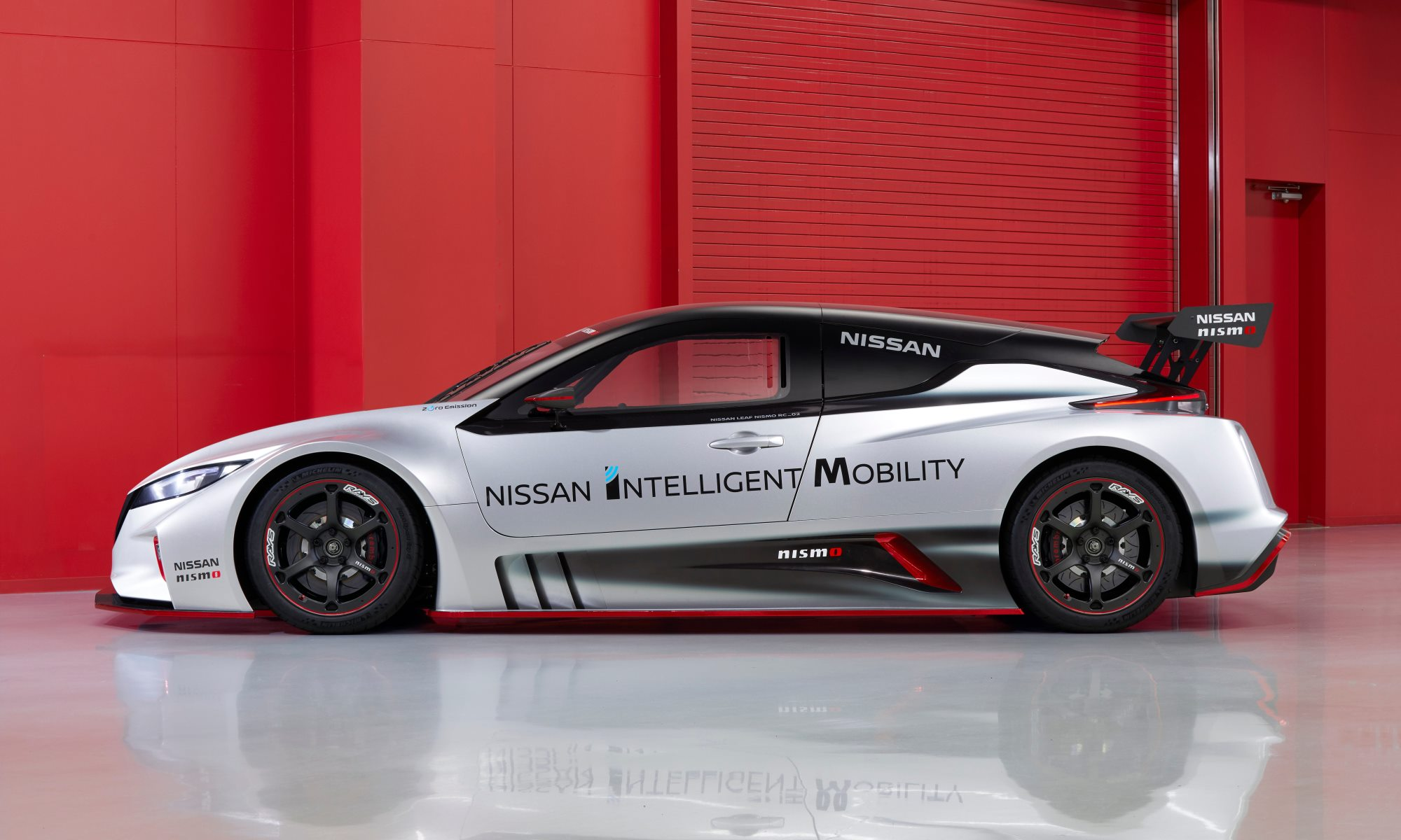 Nissan Leaf Nismo RC profile