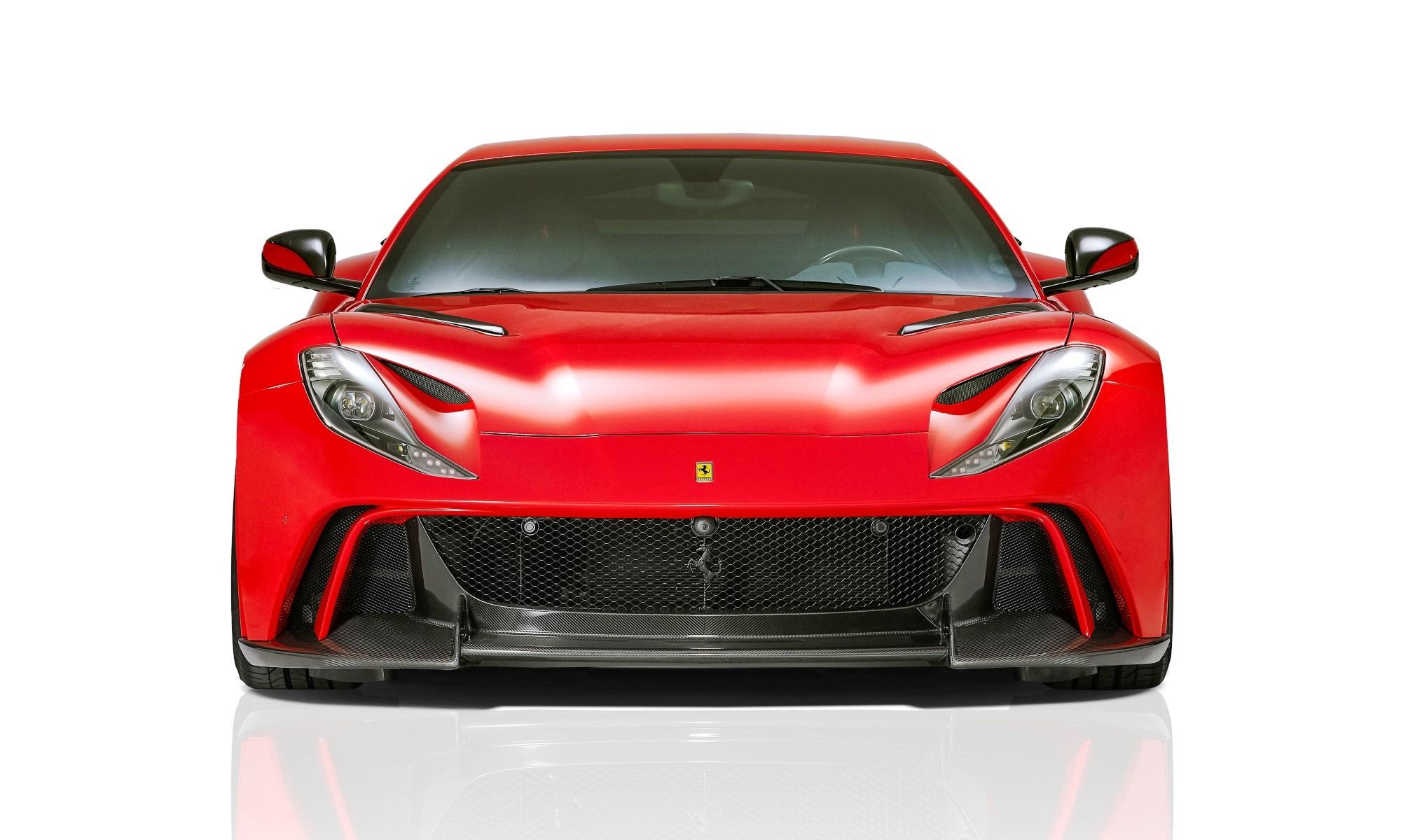 Novitec Ferrari 812 SuperFast front