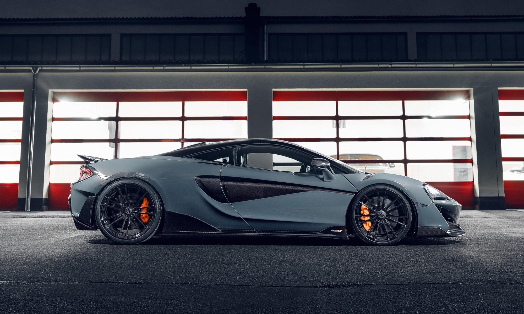 Novitec McLaren 600LT profile