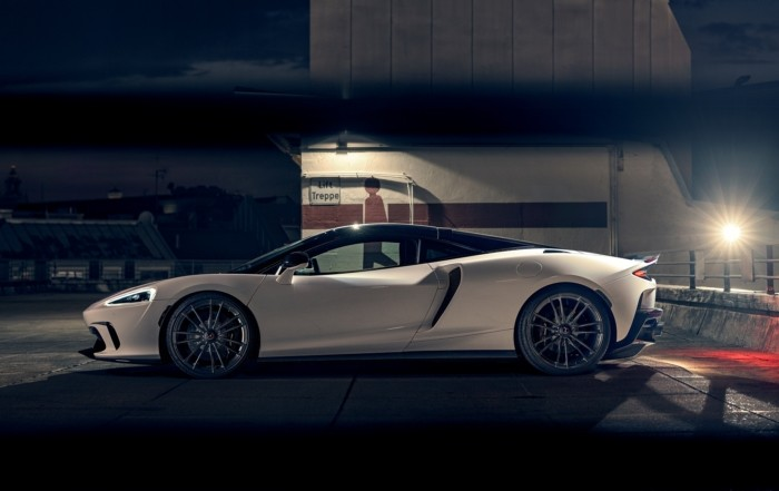 Novitec McLaren GT profile