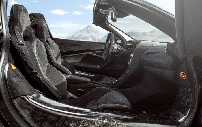 Novitec NLargo McLaren 720S interior