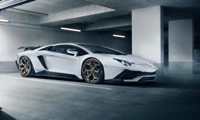 Novitech Lamborghini Aventador S