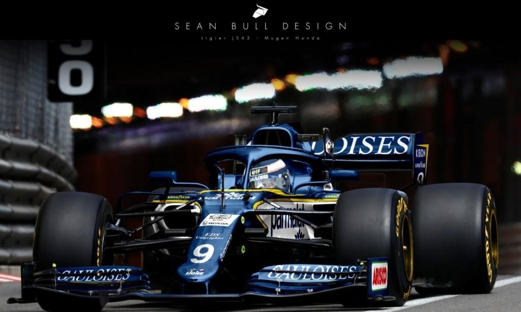 Ligier wins at Monaco 2020