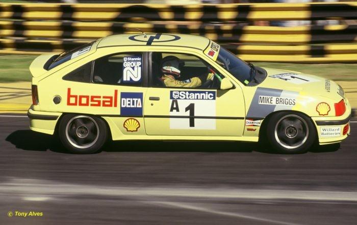 Opel GSi 16v 'Superboss'