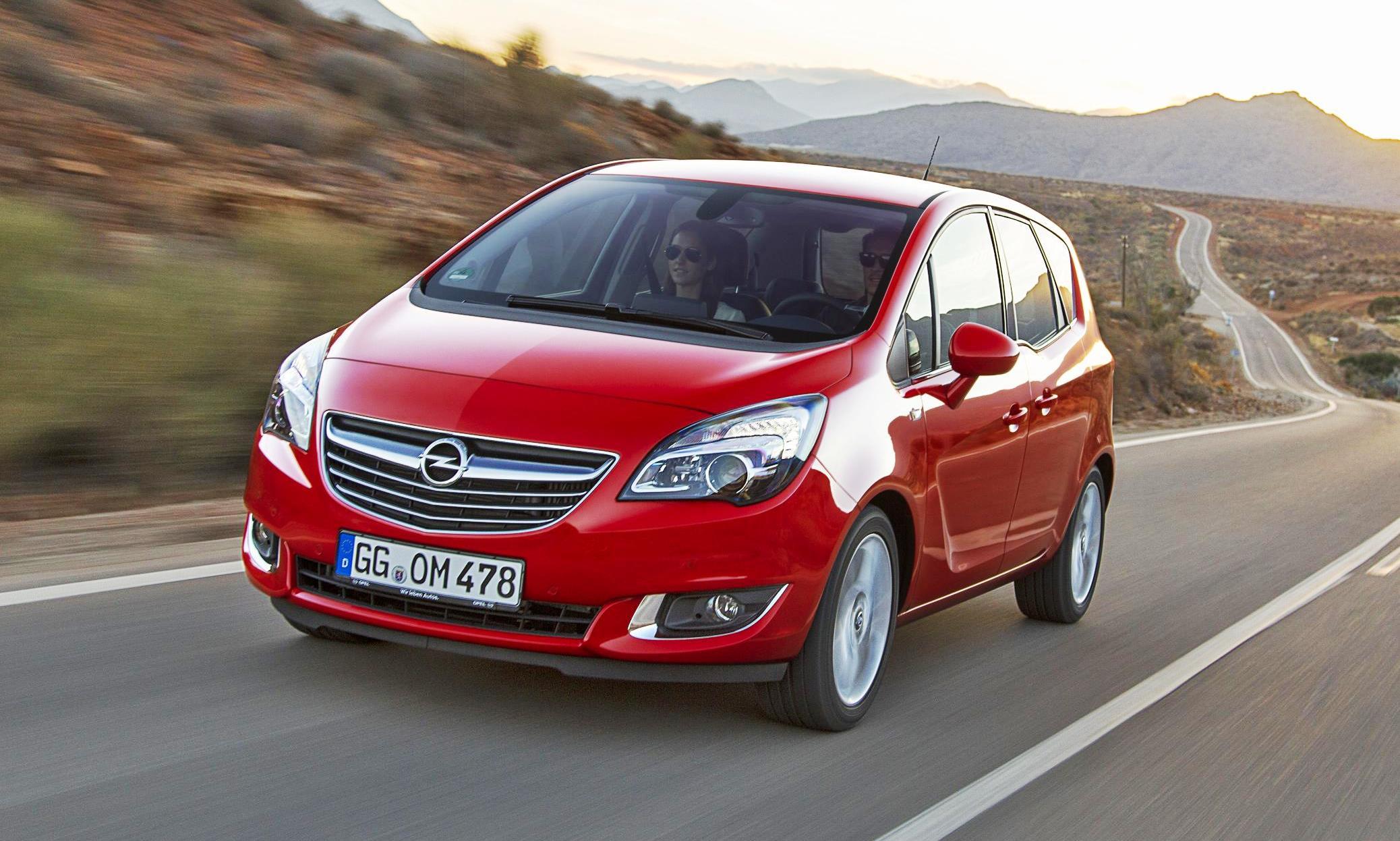 Opel Meriva 1.4 T Cosmos