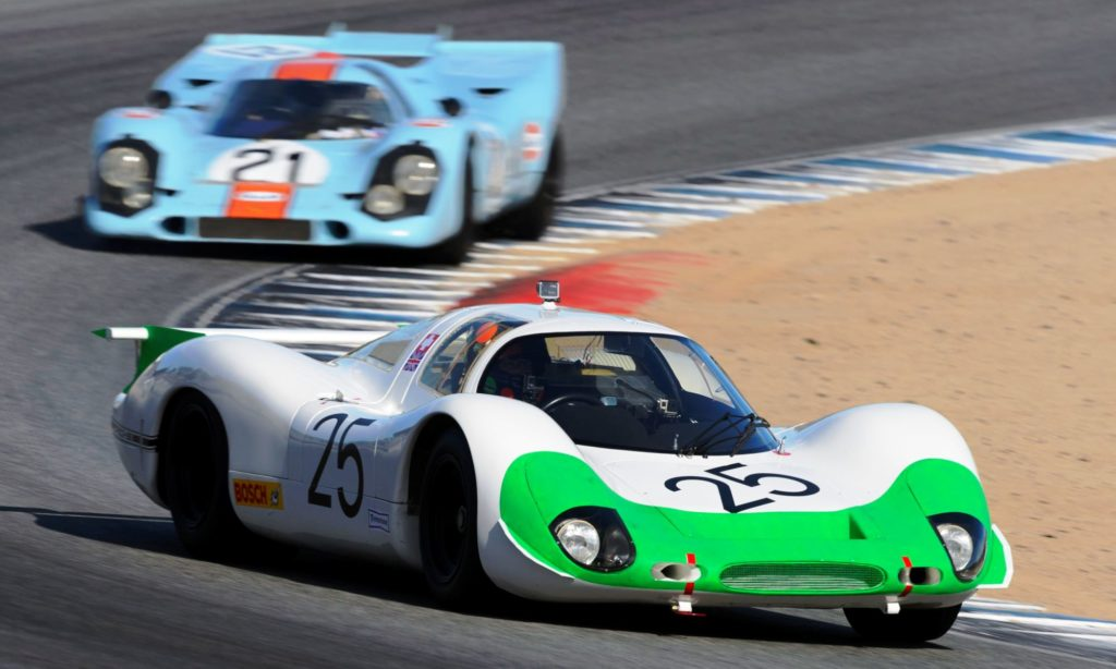 Original Porsche 908 LH