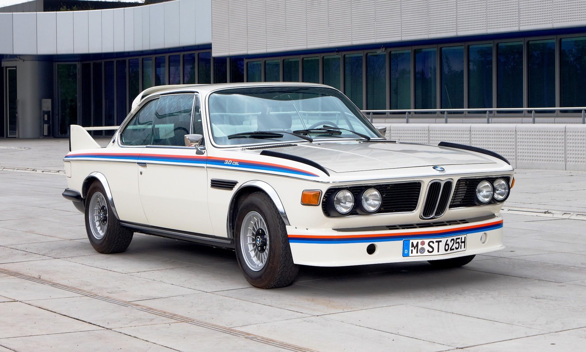 Original BMW 3,0 CSL