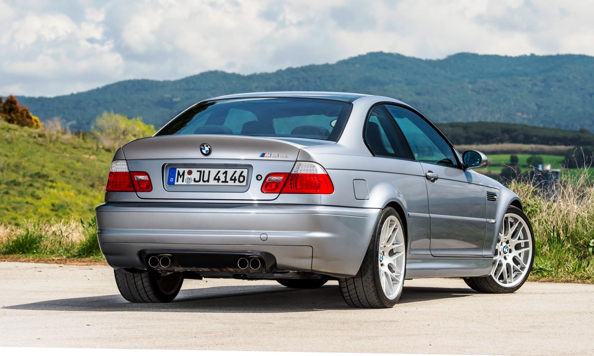 E46 BMW CSL M3