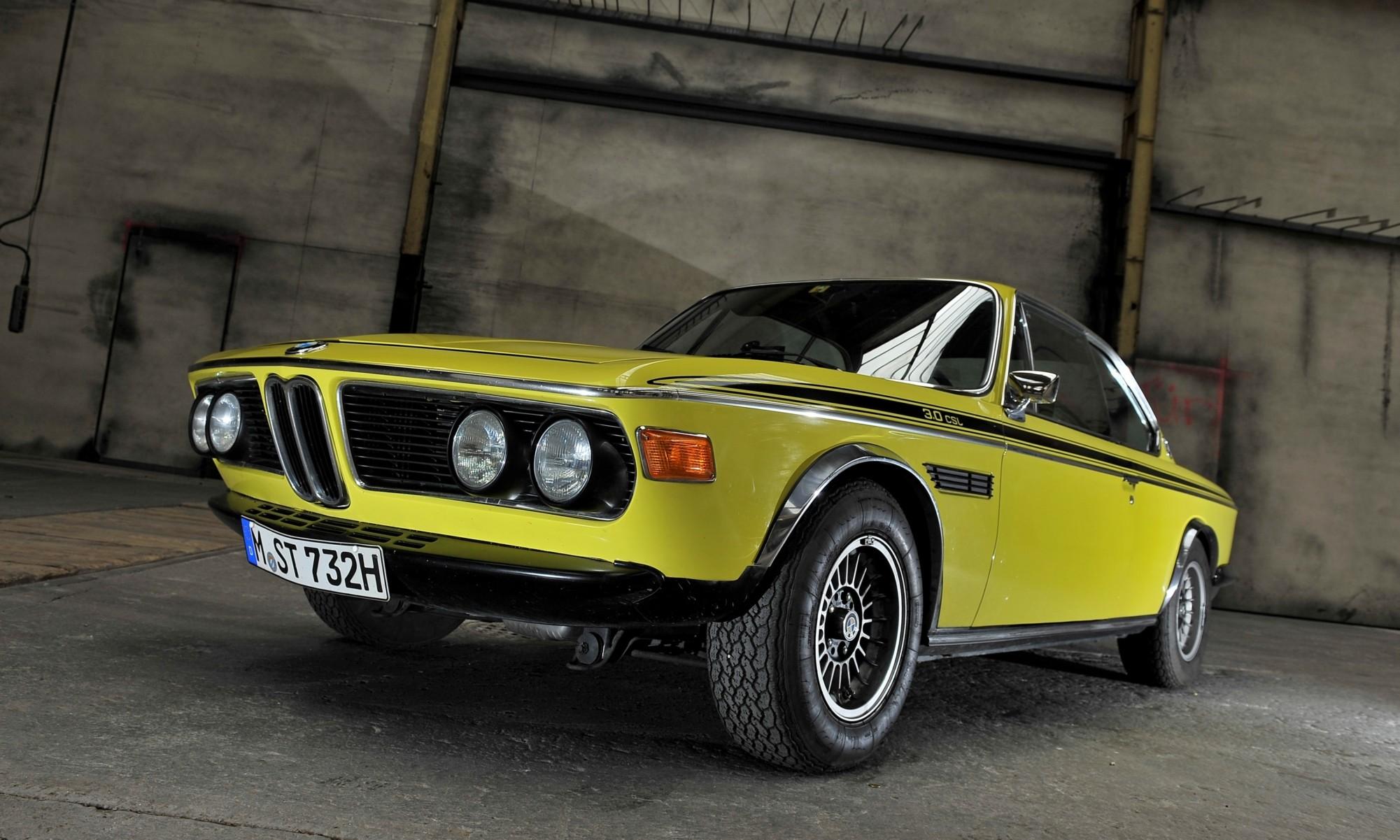 E9 BMW CSL 3,0