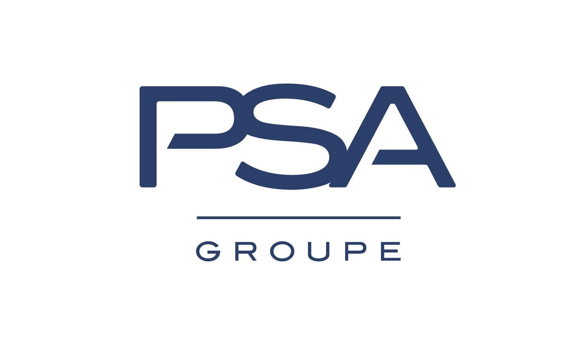 PSA Groupe logo