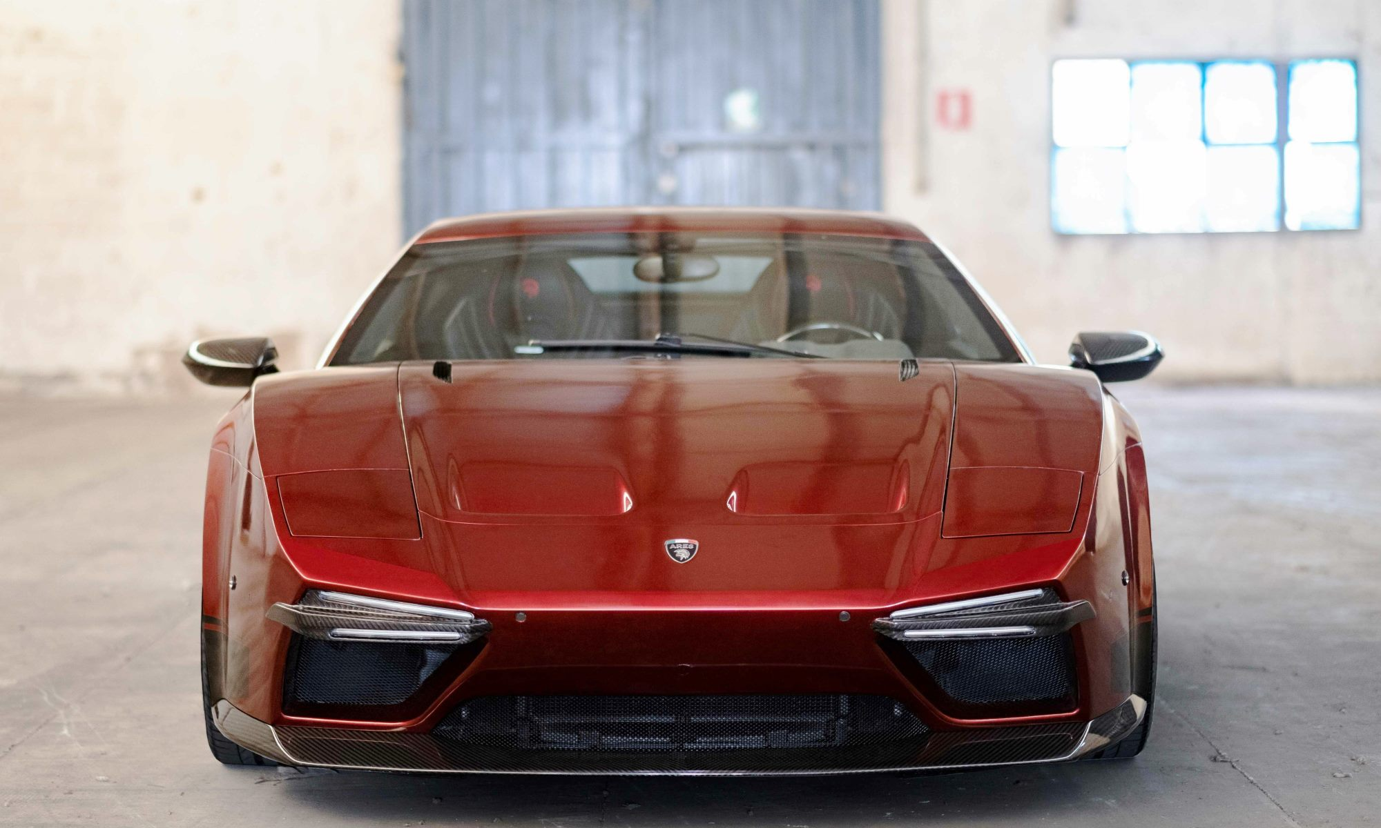 Panther Project 1 front