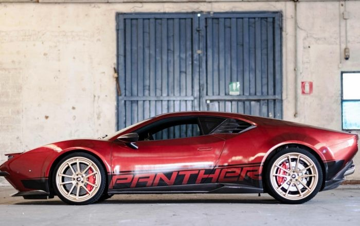 Panther Project 1 profile