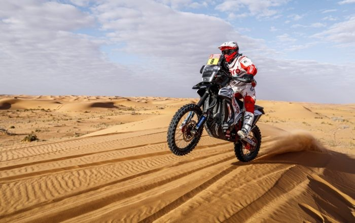Paulo Goncalvez in action during the 2020 Dakar (Photo F.Flamand A.S.O. DPPI)