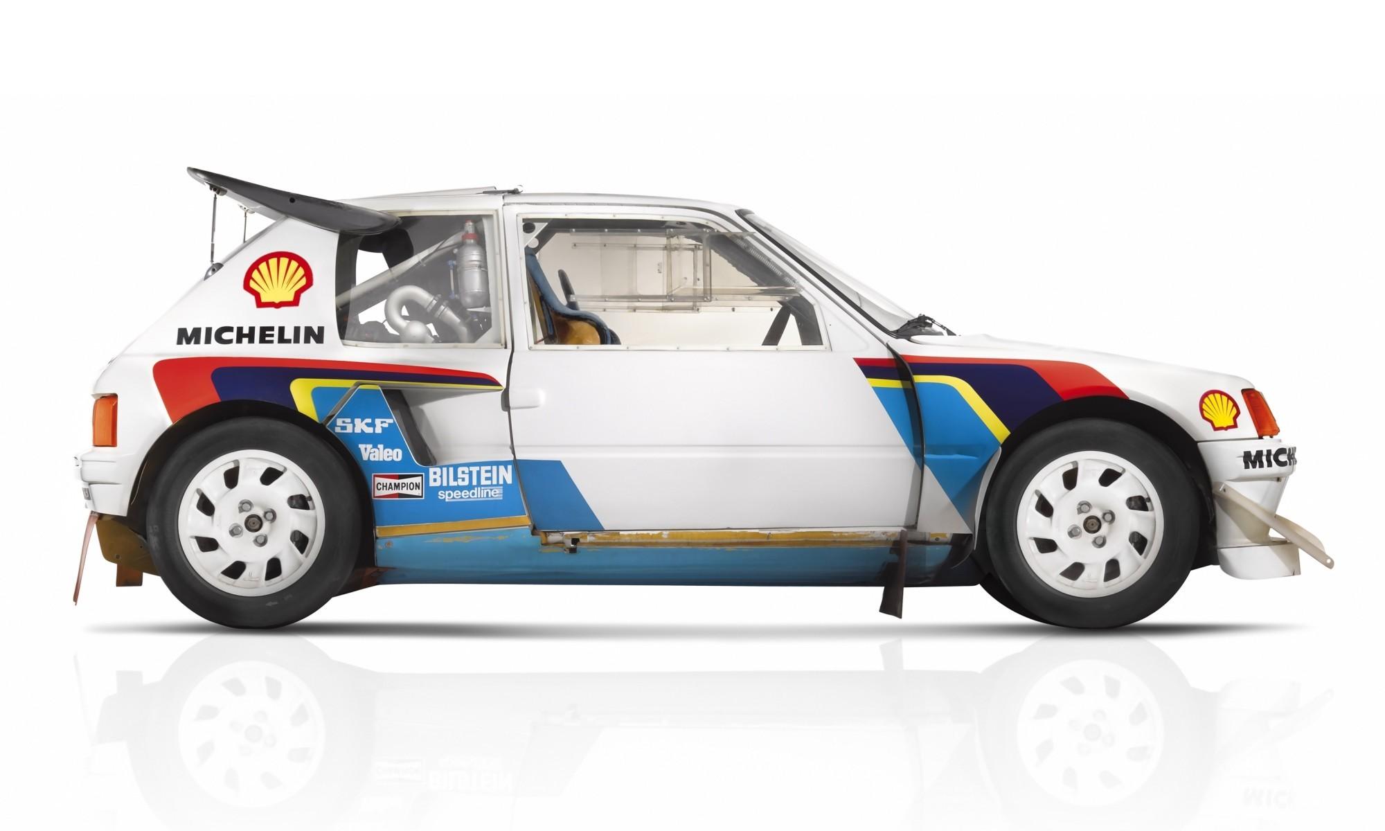 Peugeot 205 GTi Gruppe B
