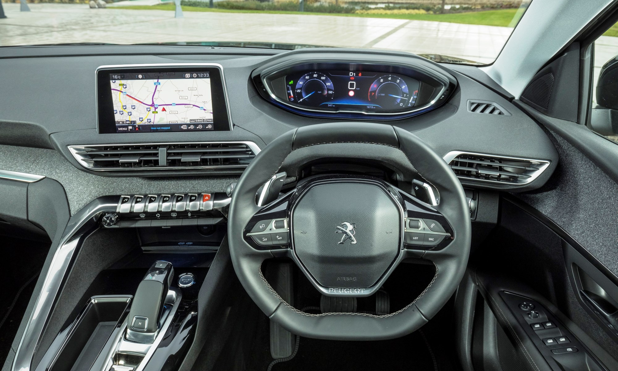 Peugeot 3008 Gt Line Driven And Reviewed By Double Apex