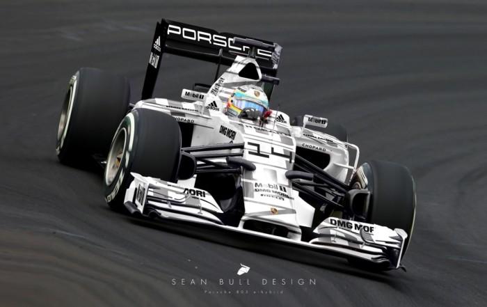 Porsche F1 2014