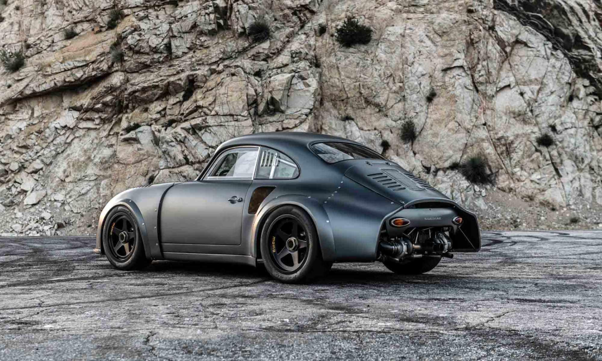 Porsche 356 RSR rear